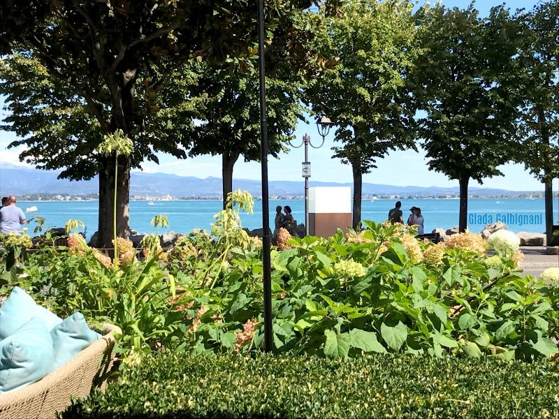 Tramezzo con Agone di Lago Park Hotel Desenzano