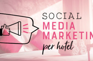Social Media Marketing per hotel
